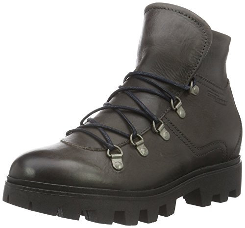 camel active Damen Vogue 72 Kurzschaft Stiefel Grau (grey 02)