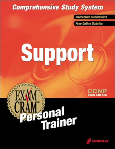 Ccnp Support Exam Cram Personal Trainer CD