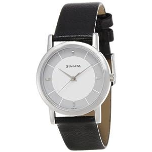 Sonata Analog Multicolor Small Dial Men's Watch -NM7987SL01W / NL7987SL01W