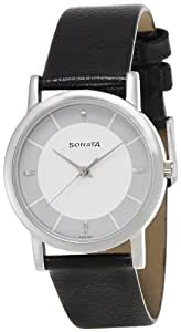 Sonata Analog Multicolor Dial Men's Watch-NJ7987SL01W