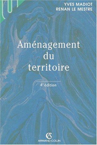 Aménagement du territoire. 4ème édition
