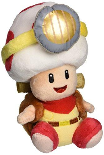 "Captain Toad Sitting - 18cm 7"""