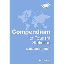 Compendium of Tourism Statistics: 2011 Edition