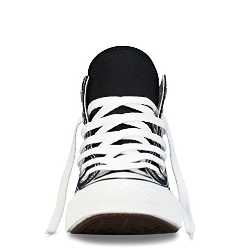 Converse All Star Hi Canvas, sneaker, unisexe – Adulte Noir