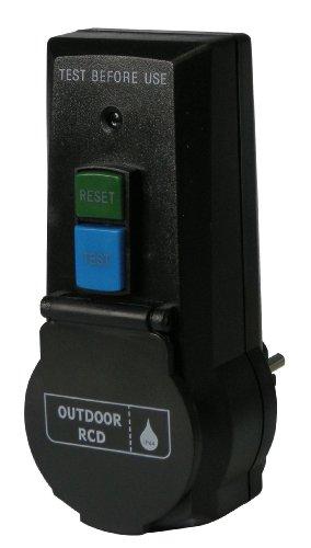 GAO EMP200S Personen-Schutzadapter Außenbereich IP44 (Fi-adapter)