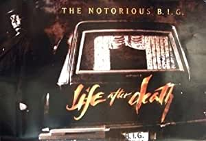 "Notorious B.I.G. (aka Biggie Smalls, - (Life after Death) Poster Größe 11.7"" x 16.5""- 297mm x 420mm Poster"