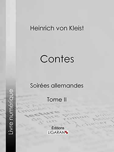 Contes: Soirées allemandes - Tome II