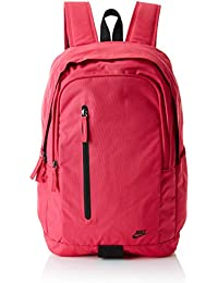 Nike Nk all Access Soleday Bkpk S, Zaino Unisex-Adulto, Multicolore (Rush Pink/Blck/Black), 24x36x45 Centimeters (W x H x L)