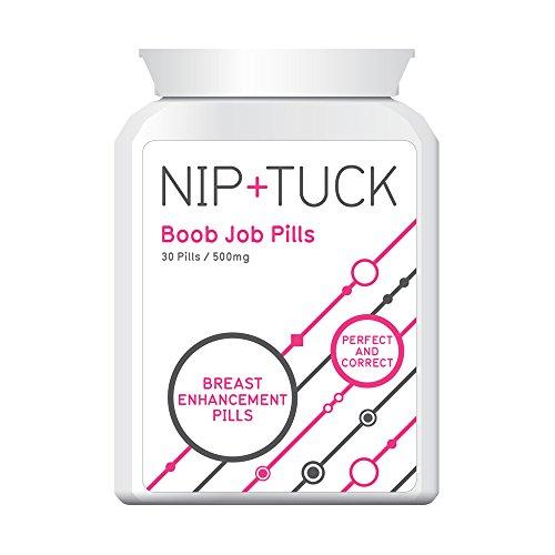 NIP & TUCK boobjob PILL BIG Brustverbesserungspillen Firmen & plumps STOPPT SAG
