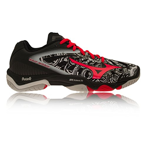 Mizuno Wave Mirage Women's Nettball Schuh - AW17-38 (Wave Womens Mizuno)