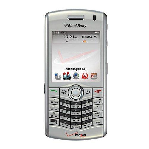 Verizon Blackberry Pearl Replica Dummy Toy Phone, Silver 002 Blackberry