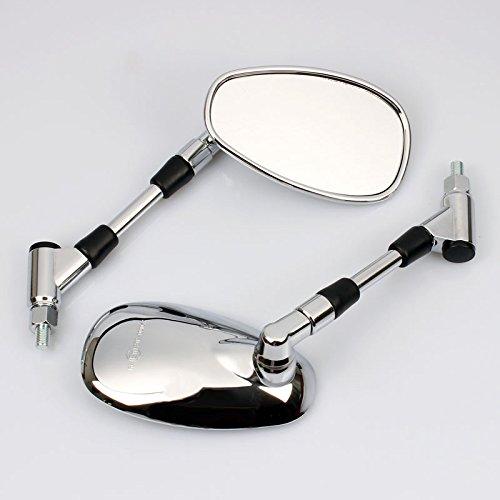 2x R/étroviseur Miroir Emgo 20-55211 20-55212
