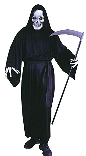 Adult Grave Reaper Fancy dress costume Standard