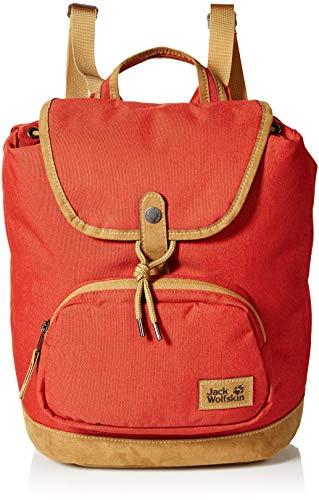 Jack Wolfskin lang Acre Wandern Daypacks, mexikanischen Pfeffer, One Size -