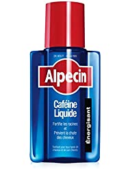 Alpecin Caféine Liquide, 1 x 200 ml - Lotion Liquide anti-chute - tonifiant