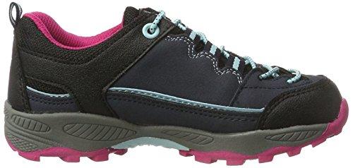 Low Griffin Pink Blau amp; M盲dchen Tuerkis Marine Lico Trekking Wanderhalbschuhe 1qE65H5