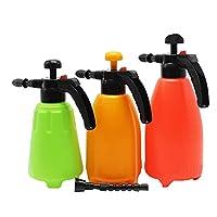 AsdflinaKNR Pneumatic Multi-angle Spray Powerful Hand Pressure Multi-function Sprinkler Living Green (Color : Green, Size : S)