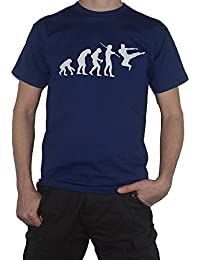 Evolution Martial Artist - Evolution of Man T-Shirt / Karate / Kung Fu by My Cup Of Tee