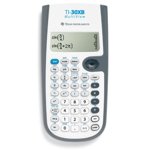 Texas Instruments TI 30X B Multiview Calculatrice scientifique