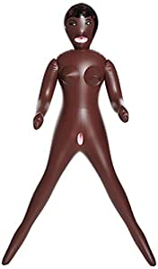 "You2Toys- 5113150000- Poupee ""african queen"" noire"