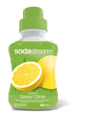 Sodastream Sirup Zitrone Exp Mobile