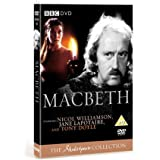 Macbeth (The Shakespeare Collection) [DVD] (1983) by Nicol Williamson