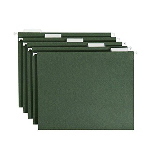 SMEAD Hängemappen, grün, Brief Größe