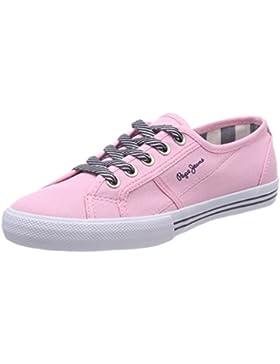 Pepe Jeans Baker Basic S, Zapatillas para Niñas