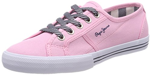 Pepe Jeans Baker Basic S, Sneakers Basses Fille