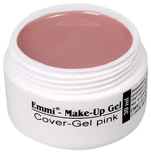 Emmi-Nail - Cover-Gel pink - Gel base ongles - Rose - 30 ml