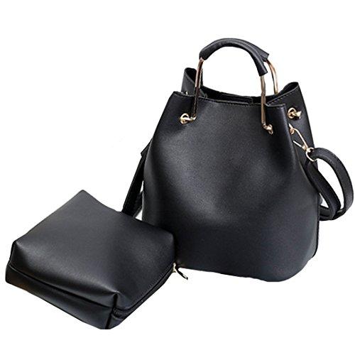 Millya, Borsa a mano donna, black (nero) - bb-01476-03C black