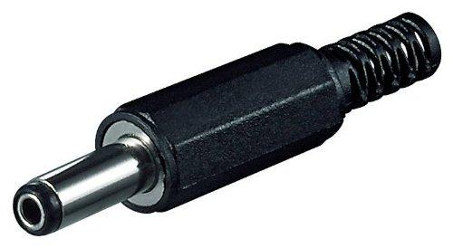 Vs Electronic 609149/Japan DC Plug 2.5/mm x 5.5/mm 14/mm Shank Length
