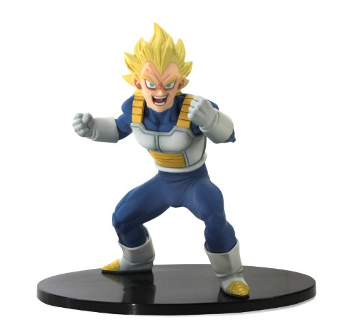 Banpresto 48726 Dragon Ball Z Battle of The Gods Vegeta Figure, 10,2 cm