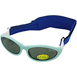 Baby Wrapz Sunglasses (Light Blue)