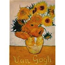 Posters :  Vincent Van Gogh tournesols Art PaPIER POSTER Dimensions 91.5 x 61 cm)
