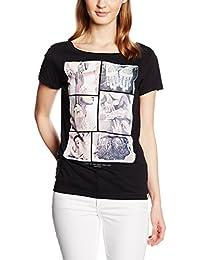 Deeluxe Tatoo - T-shirt - Imprimé - Manches courtes - Femme