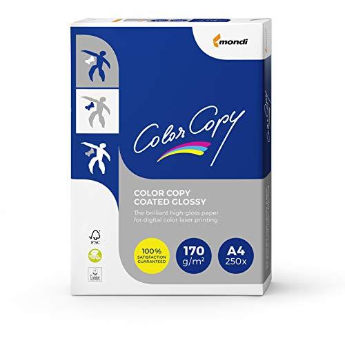 Color Copy Glossy 937241 - Paquete 250 hojas impresión
