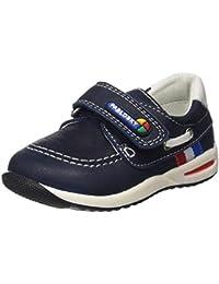 Pablosky 81020 - Nauticos con Velcro Infantiles, Color Azul Marino, Talla 21