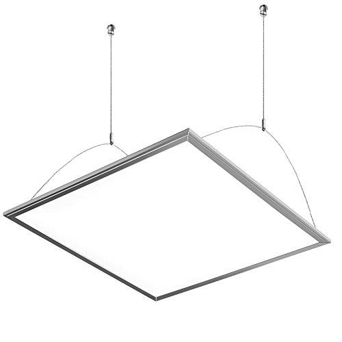 Neon Sospensione Per Ufficio.Le Pannello Led 36w 595 595mm Pari A Neon Da 80w 2700lm Luce