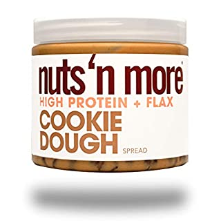 Nuts 'N More High Protein Cookie Dough Peanut Butter (16 oz)