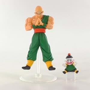 DragonBall Z Figurine Gashapon HG 11 Tenshinhan/Chaozu