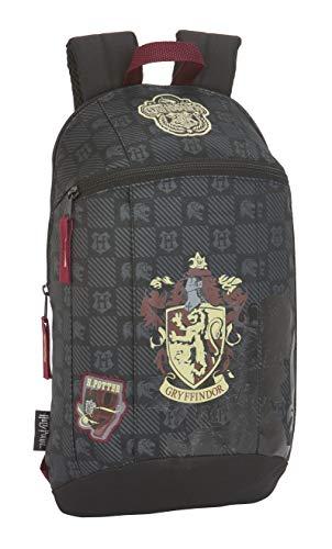 Harry Potter Gryffindor Mochila Tipo Casual, Senderismo