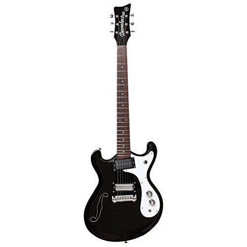Danelectro '66Classic Semi-Hollow guitarra eléctrica,