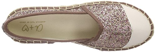 Another Pair of Shoes ElizaaK3, Espadrilles femme Or (rosegold111)