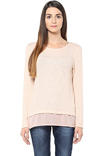 Honey By Pantaloons Women's Round Neck Sweat Shirt