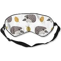 Cute Hedgehog Sleep Eyes Masks - Comfortable Sleeping Mask Eye Cover For Travelling Night Noon Nap Mediation Yoga preisvergleich bei billige-tabletten.eu