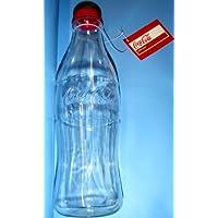 Preisvergleich für Plastik Spardose, Sparbüchse. Coca Cola Flasche. 30 cm hoch- Neuheit.