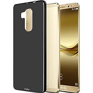 Huawei Mate 8 Hülle, Profer TPU Schutzhülle Tasche Case Cover Ultradünn Kratzfest Weich Flexibel Silikon Bumper für Huawei Mate8