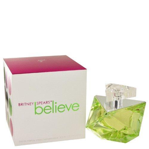 Believe by Britney Spears Eau De Parfum Spray 3.4 oz / 100 ml for Women by Britney Spears