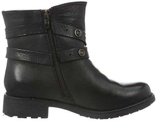 XTI - 65317, Stivali bassi con imbottitura leggera Donna Nero (nero)